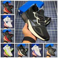 نيو أصول ZX 2K تشغيل شبكة الصيف الترا موضة الاحذية النساء الرجال الثلاثي أبيض أسود مصمم أحذية رياضية 36-45