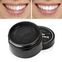30g attivato Teeth Whitening Carbone Polvere attivato denti a carbone del decolorante polvere orale Igiene