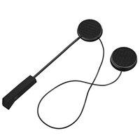 Intercomunicador de motocicleta 4.1 + EDR Bluetooth Headphone Anti-Interferência para Helmet Equitação Mãos Grátis BT8