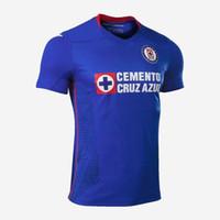 S-3XL 2020 2021 MEXO CLUB CRUZ AZUL LIGA MX Jersey de football Accueil 20 21 Chemise de football Troisième hommes Camiseta de Fútbol Man2