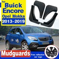 Pour Opel Mokka X Vauxhall Buick Encore 2013 - 2019 bavettes garde-boue avant Set arrière boue Rabats 2014 2015 2016 Garde-boue 2017