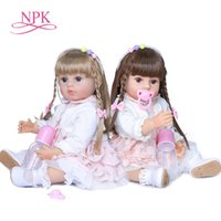 Npk 55cm soft all silicone body original authentic designed ...