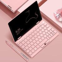 Tablet PC Tek Netbook Bir Mix 3 S Cat Edition 8.4 inç Intel M3-8100Y 16 GB RAM 512 GB SSD 2560 * 1600 FHD Kazanan 10 Parmak İzi Sensörü WiFi