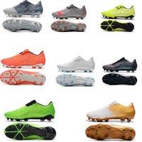 2020 أحذية رجالية فانتوم السم VNM النخبة FG Fußballschuhe حزمة المستقبل DNA لكرة القدم أحذية كرة القدم المرابط الحجم الولايات المتحدة 6،5 حتي 11