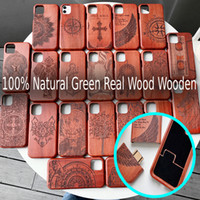 Natural Real Wood деревянный футляр для iPhone 11 Pro Max 11PRO IPH / XS XR XS MAX IPHINE 7 8 7PLUS 8PLUS S20 S20PLUS CASE CASE COVER PHONE