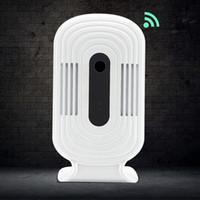 가스 분석기 지능형 WiFi 가정 전문 스모그 미터 CO2 HCHO TVOC 공기 품질 분석 시험기 감지기 센서 습도 모니터