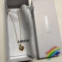 50cm Massiv Halskette Männer-Frauen-Qualität mit Geschenkbox und Stoff-Tasche Zubehör