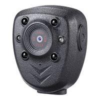 Câmeras Digitais HD 1080P Body Lapel Video Câmera Vídeo DVR IR Noite Visível LED CAME CAM de 4 horas Record Mini DV Gravador Voz 16G