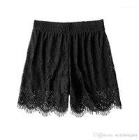 Solide Couleur Heigh Wait Underwaer Robes évider Fashion Casual Vêtements Femmes Été Designer dentelle Leggings en vrac