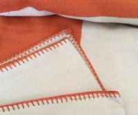 Brief Decke weicher Wolle-Schal-Schal Tragbarer Warm Plaid Schlafsofa Fleece Frühling Herbst Frauen Wurfdecken