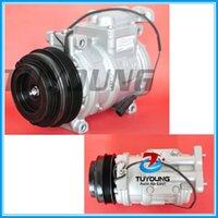 10PA17C auto ac compressor for Iveco EuroStar EuroTrakker Eurotech Stralis 4 Seasons 97302 98302 99488569 500341617 500391499 504305146