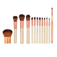 Hot 13pcs Makeup Brushes Set For Powder Foundation Eyeshadow Eyeliner Make Up Brush Cosmetics Beauty Tools