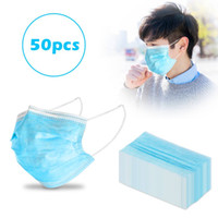 Stock in USA Mouth Masks Anti Dust Face Mask Disposable Mask...