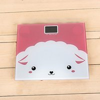 Body Weight Scale Electronic LCD Display Weights Scale Weigh...