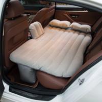 غيرها من الملحقات الداخلية سيارة الهواء نفخ السرير التخييم في الهواء الطلق pvc يتدفقون متعدد الوظائف مقعد الظهر ماتريس السفر حصيرة وسادة