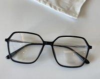 Novos óculos moldura prescrição óculos 8017 sem moldura pernas de mola negócio moda estilo copos óptica dos homens simples