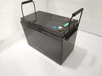 Power Pack Lifepo4 12V 150Ah / 170ah / 180AH agli ioni di litio per RV / sistema solare / Yacht / Golf Carts bagagli / canottaggio / pesca