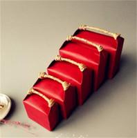 Kraft papier de riz Thé d'emballage Boîte à sucre Noir Papiers Sacs cadeaux beau simple sac pratique Empaquetage 1 8lm E2