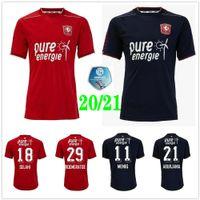 2020 2021 Enschede Twente Futebol Jerseys Selahi Roemeratoe Menig Aburjania Vucckic Personalizado 20 21 Adulto Crianças Casa Away Camisa de Futebol Uniforme