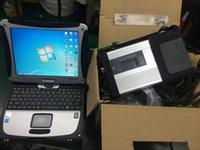 mb sd conexão compacto c5 5 estrelas com tela cf19 toque laptop com HDD mais novo software conjunto completo diagnosticar todos prontos carble ao uso