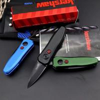 """Alta qualità Kershaw 7500BLK / 7500 AUTO Knife 1.9"""" CPM-154 nero DLC Lama in alluminio Maniglie tattico Automaitc edc"""