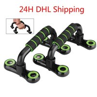 US STOCK Abnehmbare Push-Ups Ständer Grip Fitnessgeräte Griffe Brustkörper Buidings Sport Muskeltraining Push-up-Racks FY7090