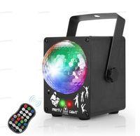 LED Disco Laser Light RGB Proiettore Proiettore Lights 60 modelli DJ Magic Ball Laser Party festa natalizia fase di natale effetto illumino