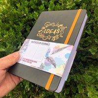 Notepads Buke DoT Cuaderno Cuaderno Doted Acuarela Diario Sketchbook Espesar Papel 180GSM 160GSM Dotted160 Páginas 5x5mm