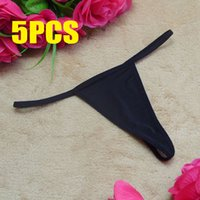Women's Panties Simple, Sexy, Comfortable, Seductive And Breathable One With Underwear 5 Pieces Er