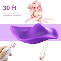 Massager Portable Clitoral Stimulator massager Quiet Panty Wireless Remote Control Vibrating Egg Sexe toys Women vibrators female adults