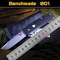 BENCHMADE 601 Bearing Quick Opening Folding Knife Outdoor Ca...