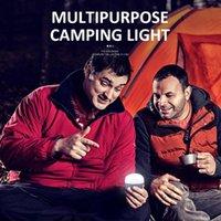 10W 캠핑 램프 텐트 전구 휴대용 랜턴 DC Interfac 읽기 낚시 LED 끊기 자석 방수 비상