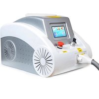 2000MJ écran tactile rouge visant nd détatouage beauté machine laser Yag élimination des taches de pigment rousseur 1064nm 532nm 1320 nm