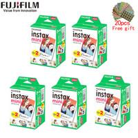 10-200 hojas Instax Mini 11 9 Film Edge Blanco 3 pulgadas de películas de ancho para cámara instantánea Mini 8 7S 25 50S 90 Papel fotográfico
