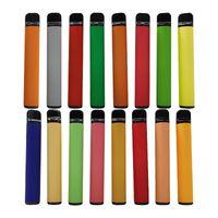 Одноразовые плюс Wape Pen Starter наборы 3.2 мл вместимостью 450 мАч Акутатор батареи 51 Различные цвета Пустые POD 800 Puffs One Day