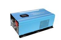 LCD 4KW DC48V AC120V230V 4000W سبليت المرحلة المزدوجة الناتج خارج الشبكة الهجين الخالص جيبية موجة السلطة العاكس شاحن بطارية DCAC 60HZ دعم تخصيص في المخزون