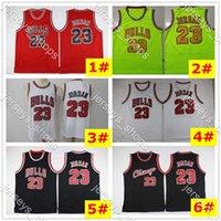 NCAA 2020 TRAE 11 JEUNES JERSEY rétro maille Scottie 33 Pippen Jersey Dennis 91 Rodman College Basketball Jerseys