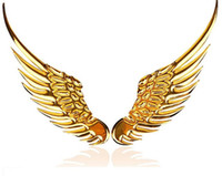 Auto Angel Ali Adesivi Decorazione Decorazione Aquila Eagle Personalità Adesivi per auto stereo 3D