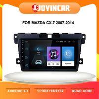 """9"""" HD 2 DIN Android 9.1 la radio de coche para Cx-7 CX7 CX 7 2007 2008 2009 2010 2011 2012 2013 2014 multimedias del coche DVD GPS Navi"""
