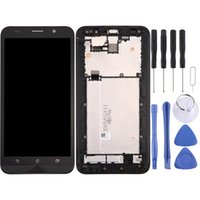 LCD Screen and Digitizer Full Assembly with Frame for Asus Z...