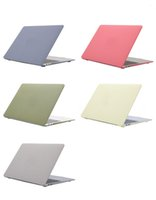 Laptop kılıfları Macbook Retina Pro16 için 13 15 inç A2141 A1502 A1398 A1466 A1278 Dizüstü Sert Kabuk Mat Durumda