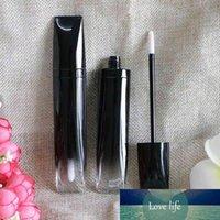 5мл Gradient Black Liquid Lip Gloss Tube Empty DIY Handwork губная помада для губ трубы Косметические контейнеры Бутылки