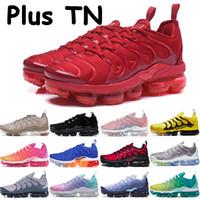 الرجال الاحذية TN بالإضافة إلى الرياضة المدربين الثلاثي أسود أبيض أحمر نحلة لعبة الولايات المتحدة الأمريكية المالكة فرط سلسلة الزرقاء تبييض ماء المرأة أحذية رياضية