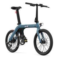 الأسهم في الولايات المتحدة! Fiido d2s d4s d11 m1 دراجة كهربائية 100 كيلومتر الدراجات الحضرية للطي ebike تحويل الإطارات 250W motor max 25km / h