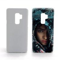 Для iPhone 11 12 Pro Max 3D DIY Пустые Сублимационные жесткий ПК Матовая и гладкая поверхность покрытия, полная напечатана для iPhone XS MAX Samsung Note20 S20