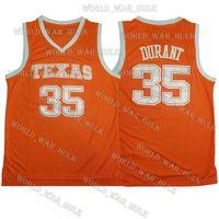 NCAA Kevin 35 Durant Lebron 23 James Texas Longhorns College Penny 25 Hardway Russell 0 Westbrook Stephen 30 카레 농구 유니폼