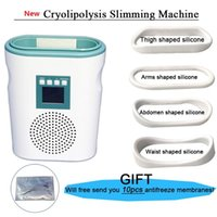 Perda DHL gratuito Cryolipolysis peso da máquina Fat Fat Congelar Reduzir Máquina corpo emagrecimento Mini Cryo Body Shaping Beauty Equipment