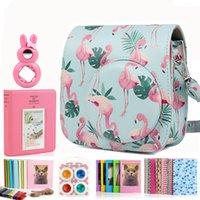 Handbags Bag Hourglass Crocodile Shaped Messenger Niche French Womens Pattern High-Grade B- Pink 2021 Xflrn