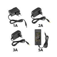 Power Adapter Versorgung 110V-220V AC zu DC 5V 12V 24V 1A 2A 3A 5A Trafos LED-Treiber Netzteil Ladegerät Streifen-Lampe