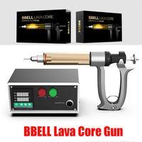 Original BBell Lava Core Carrinhos de Enchimento 25ml 50ml para Cartuchos Vape Máquina de Enchimento de Óleo Semi Automática Injeção 100% Authentic